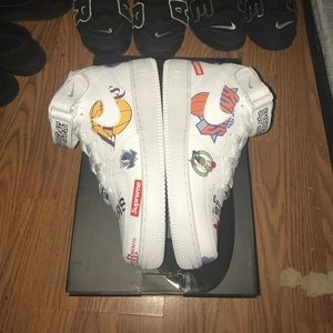Supreme Air Force 1 Nike